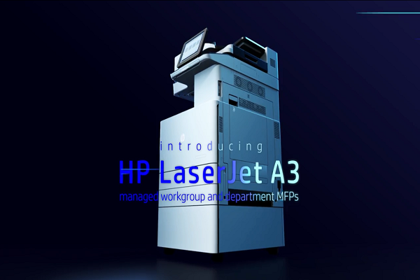 HP A3 LaserJet Enterprise