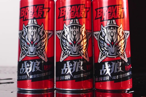 战狼功能型饮料